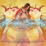 Cd Adriana Sanchez   Salve Lua  tributo digipack  992290