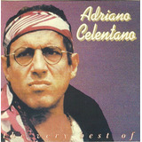 Cd Adriano Celentano   The Very Best Of Adriano Celentano