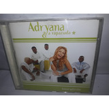 Cd Adryana E A Rapaziada Love Lindo 2001 Semi Novo