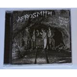 Cd Aerosmith   Night In The Ruts Novo Lacrado Importado