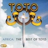 Cd Africa The Best Of Toto Importado Duplo
