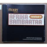 Cd Afrika Bambaataa   Electro Funk Breakdown   Cd Importado