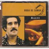 Cd Agepê   Roda De Samba   Original E Lacrado