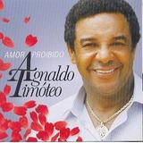 Cd Agnaldo Timoteo   Amor Proibido
