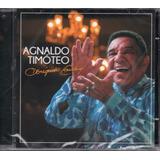 Cd Agnaldo Timóteo   Obrigado Cauby