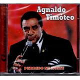Cd Agnaldo Timóteo   Perdido Na Noite   Grandes Sucessos