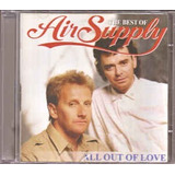 Cd Air Supply   All Out Of Love