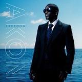 Cd Akon Freedom Brazilian Edition   Com Bonus Negra Li