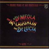 Cd Al Di Meola John Mc Laughlin Paco De Lucia