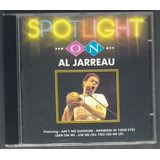 Cd Al Jarreau Spotlight   Original Seminovo