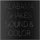 Cd Alabama Shakes   Sound And Colour