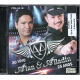 Cd Alan E Aladim   25 Anos