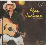 Cd Alan Jackson   Live Classic Performance