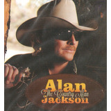 Cd Alan Jackson   The Country Man   Novo Lacrado