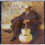 Cd Alan Jackson   The Greatest Hits Collection   Novo