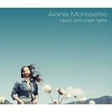 Cd Alanis Morissette   Havoc And Bright Lights Digipak