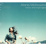 Cd Alanis Morissette   Havoc And Bright Lights
