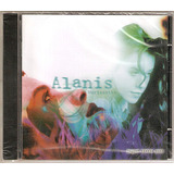 Cd Alanis Morissette   Jagged Little Pill   Novo
