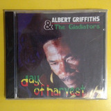 Cd Albert Griffiths & The Gladiators   Day Of Harvest