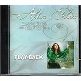 Cd Alda Célia   Canções Do Espírito   Playback