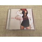 Cd Alesha Dixon   The Alesha Show Usado Impecável Nacional