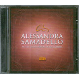 Cd Alessandra Samadello   As Mais Lindas Músicas   Bônus Pb