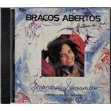 Cd Alessandra Samadello  Braços Abertos  Original E Lacrado