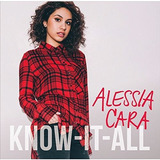 Cd Alessia Cara   Know it all  deluxe Japones  20 Musicas