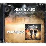 Cd Alex E Alex   Código Secreto   Play back
