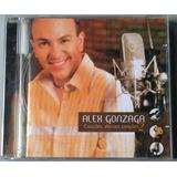 Cd Alex Gonzaga   Canções Eternas  2  Frete Gratis
