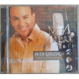 Cd Alex Gonzaga   Canções Eternas Canções 2  Original