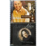 Cd Alex Gonzaga Canções Eternas 1 E 2