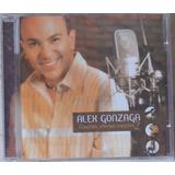 Cd Alex Gonzaga Canções Eternas Canções 2  Lacrado  Raridade