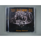 Cd Aliança Infernal   Factor Kill   Arma   Sakhet   Atomic B