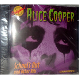 Cd Alice Cooper   School s Out And Other Hits