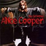 Cd Alice Cooper   The Definitive   Original Lacrado