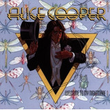Cd Alice Cooper Welcome To My Nightmare