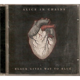 Cd Alice In Chains   Black Gives Way To Blue   Novo