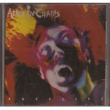Cd Alice In Chains   Facelift   1990   Island Records Cd 750