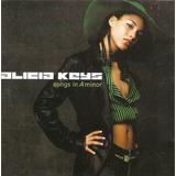 Cd Alicia Keys   Songs In A Minor
