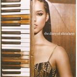 Cd Alicia Keys   The Diary Of