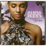 Cd Alicia Keys   The Element Of Freedom
