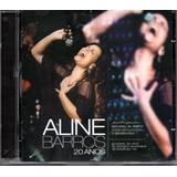 Cd Aline Barros   20 Anos Ao Vivo