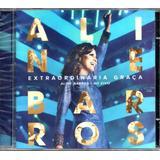 Cd Aline Barros   Ao Vivo Extraordinário Graça