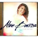 Cd Aline Barros   Vivo Estás