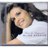 Cd Aline Barros Deus Do Impossivel