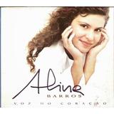Cd Aline Barros Voz Do Coração B50