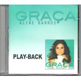 Cd Aline De Barros   Graça   Playback