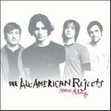 Cd All American Rejects Move Along   Bonus