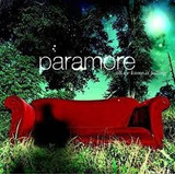 Cd All We Know Is Falling Paramore